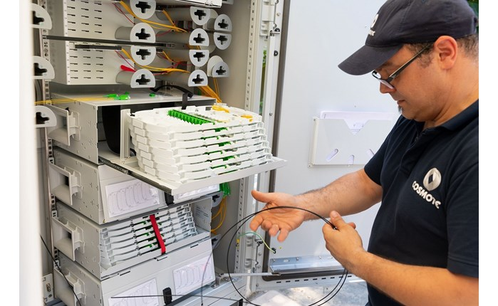 COSMOTE Fiber: Υψηλές ταχύτητες ίντερνετ για 3 εκατ. νοικοκυριά και επιχειρήσεις