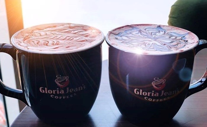 Η Gloria Jean's Coffees στην Orange Advertising