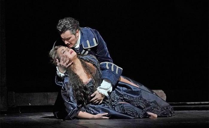 """The Met: Live in HD"": Σε ζωντανή μετάδοση η όπερα του Cilea, «Αντριάνα Λεκουβρέρ»"