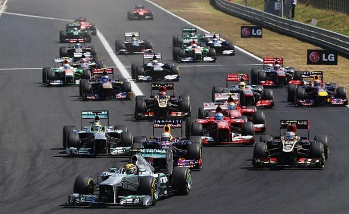 Για 3 χρόνια η F1 αποκλειστικά στην ΕΡΤ