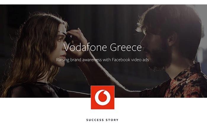 Facebook: Success story η καμπάνια Vodafone CU Open