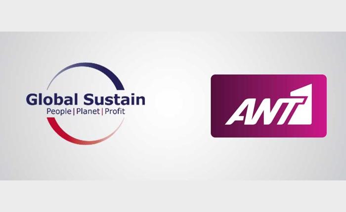 Ο ΑΝΤ1 platinum μέλος της Global Sustain