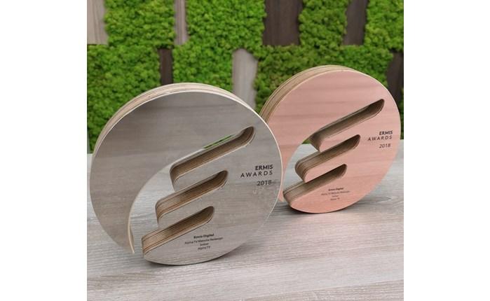 Δύο βραβεία για τον Alpha  στα Ermis Awards
