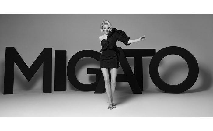 Η Βίκυ Καγιά, νέα brand ambassador της MIGATO