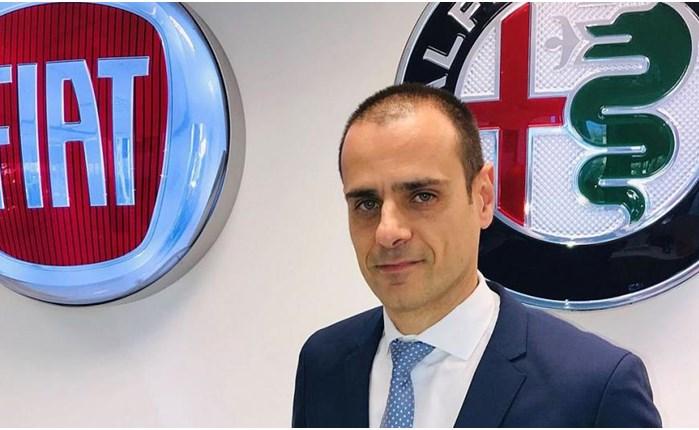 Νέος Διευθυντής Marketing στην FCA Greece