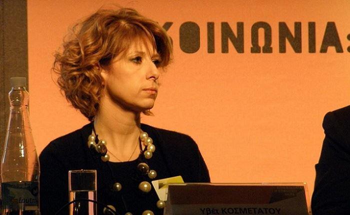 Η Υβέτ Κοσμετάτου ανέλαβε την προεδρία του Make-A-Wish