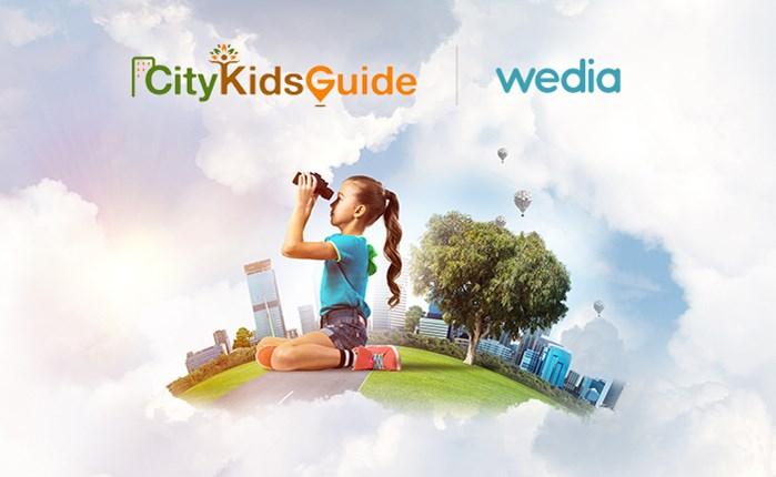 Από την Wedia το City Kids Guide