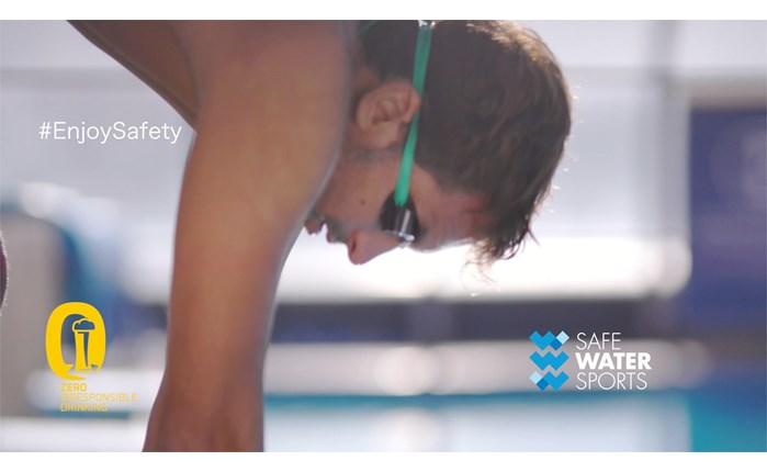 Ολυμπιακή Ζυθοποιία & Safe Water Sports: Ασφαλές καλοκαίρι μέσα από τα μάτια του Γιάννη Δρυμωνάκου