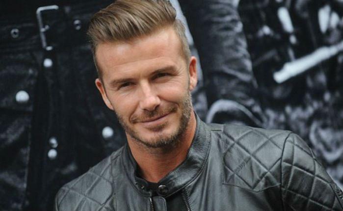 Στον Ντέϊβιντ Μπέκαμ το 100% του brand Beckham