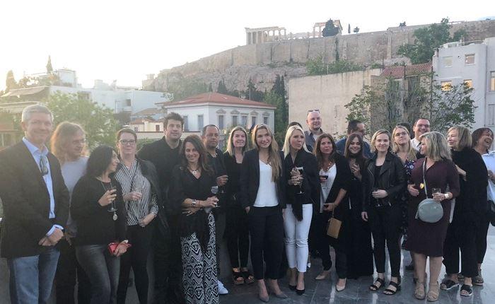 Επίσκεψη 25 εκπροσώπων αμερικανικών στούντιο στην Ελλάδα