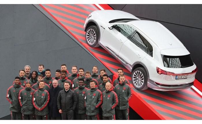 Στην Audi το πακέτο χορηγίας της Bayern Μονάχου