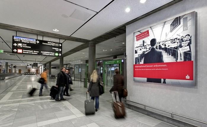 Γερμανία: Δίκτυο διαφήμισης από 4 αεροδρόμια