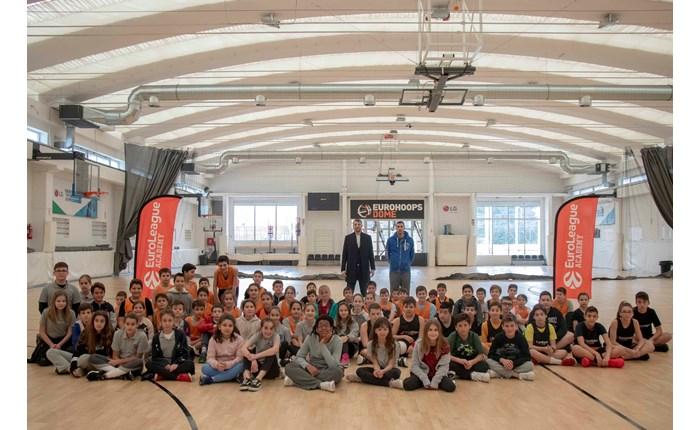 Στo Eurohoops Events ανέθεσε η EuroLeague Academy το τουρνουά της Αθήνας