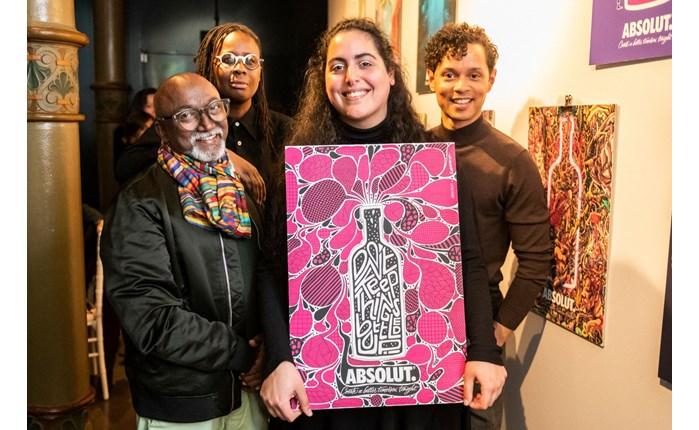 Absolut Creative Competition: O παγκόσμιος νικητής του διαγωνισμού