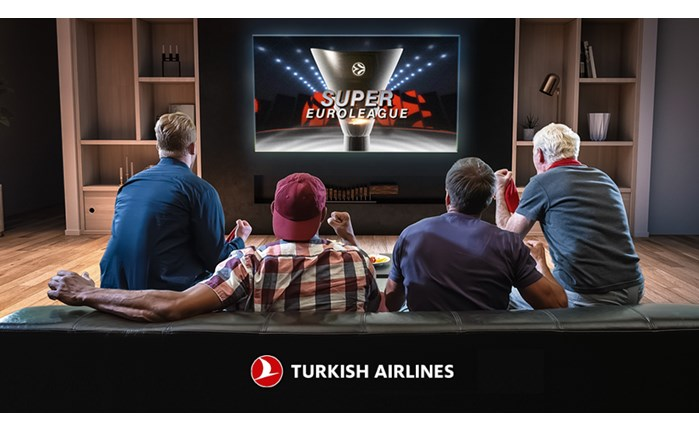 Turkish Airlines και «Super Euroleague»: Μία συνεργασία για τρίποντα