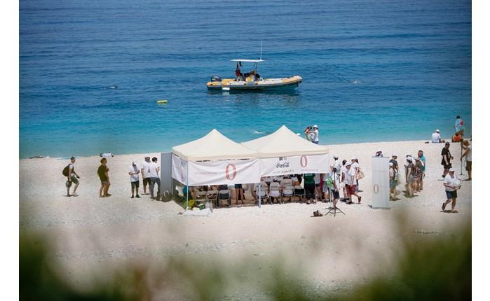 Προορισμός «Μύρτος»: Η διάσημη παραλία, πιο καθαρή από ποτέ