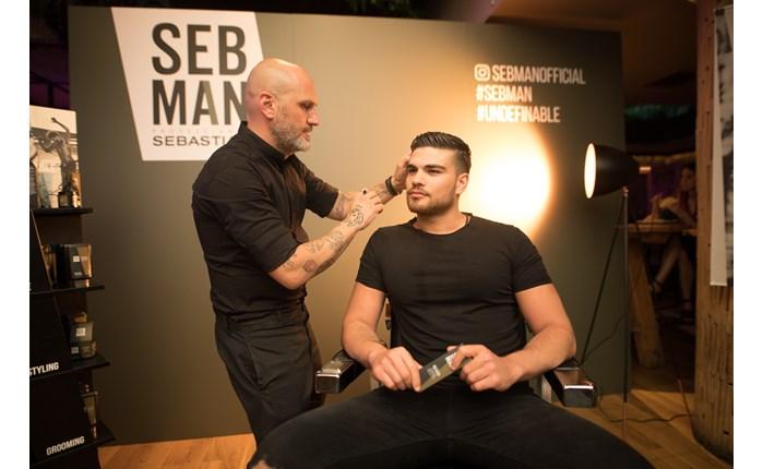 Socialab: Ανέλαβε το SEB MAN #Undefinable Event
