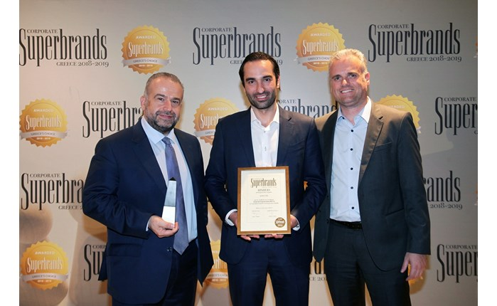 Διάκριση για την Green Cola στα Corporate Superbrands