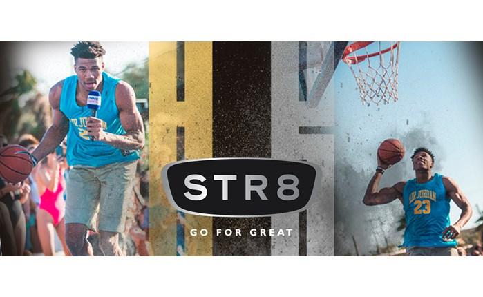 STR8: Στηρίζει τις δράσεις του Γιάννη Αντετοκούνμπο