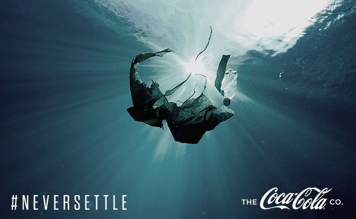 Zero Waste Beaches: Η Coca-Cola στέλνει ένα ηχηρό μήνυμα για τα απορρίμματα