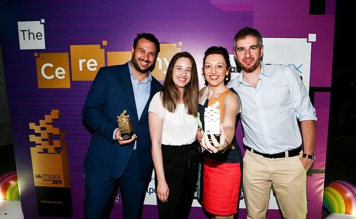 Στους χρυσούς νικητές των IAB MIXX Awards 2019 η Generation Y