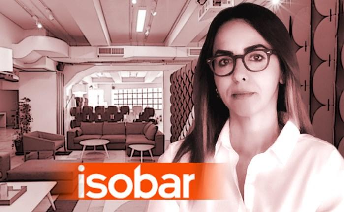 H Στέλλα Ροδοπούλου Managing Director της Isobar