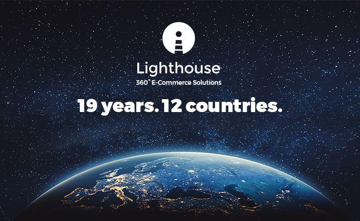 Lighthouse: Νέα εταιρική ταυτότητα και website