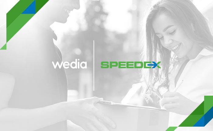 Στη Wedia τα social media της SPEEDEX