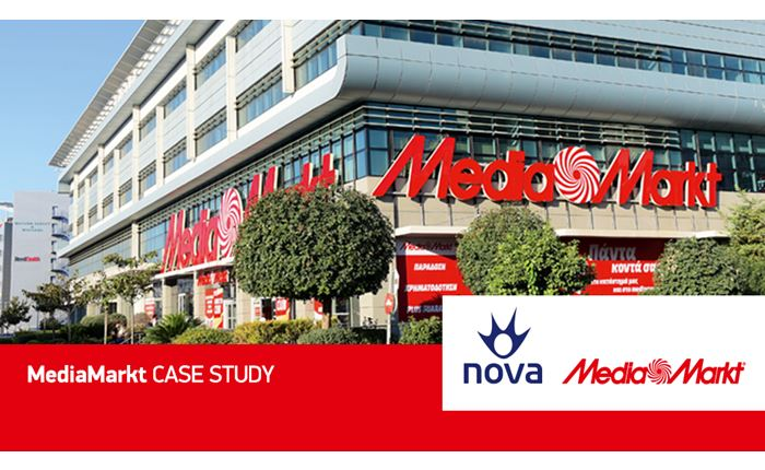 Nova και MediaMarkt δημιουργούν νέο περιβάλλον Private Cloud