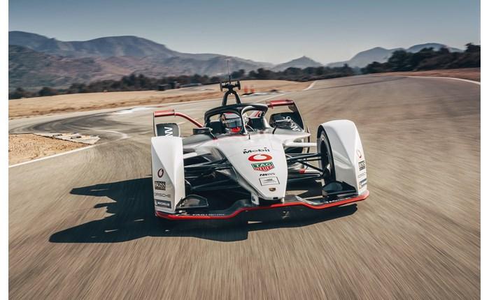 Ο όμιλος Vodafone υποστηρίζει την ομάδα Porsche της Formula E