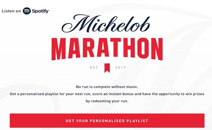 Spotify: Πρώτη παγκόσμια audio καμπάνια για την Michelob Ultra