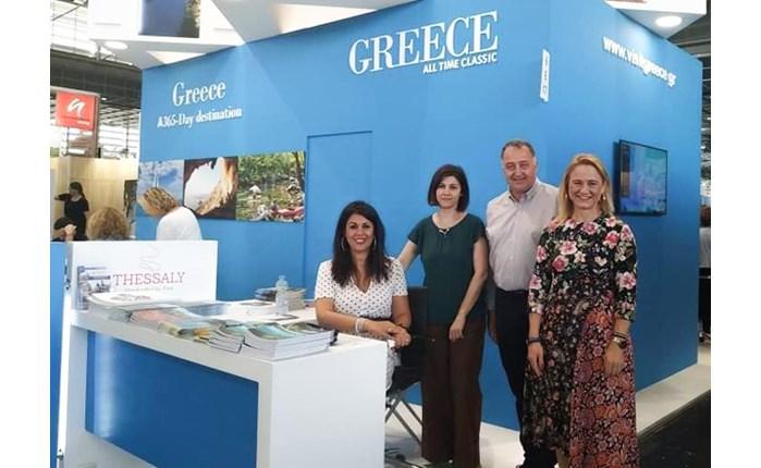 Η Alpha Marketing παρουσιάζει τη Θεσσαλία στην Tour Natur 2019