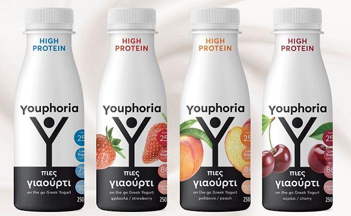 Στην DDB Athens η επικοινωνία του Youphoria High Protein