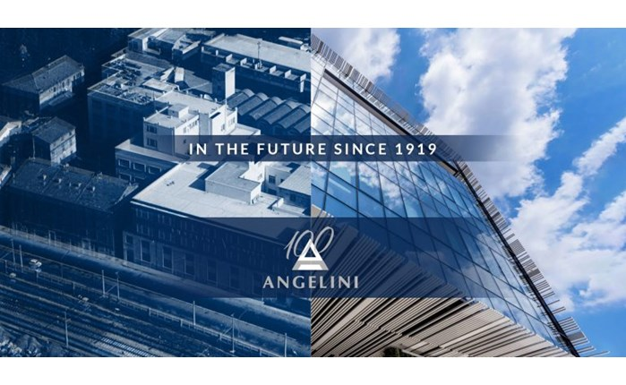 Όμιλος Angelini: Νέο λογότυπο για τα 100 χρόνια