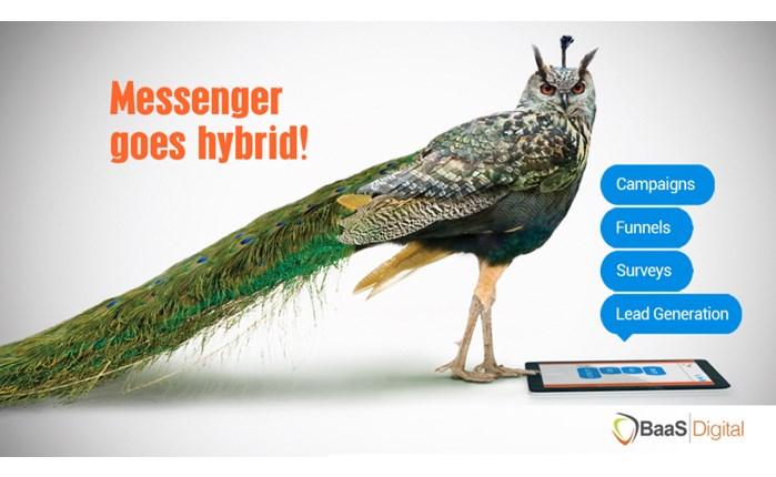 BaaS|Digital: Εισάγει νέες τάσεις στο Messenger Marketing
