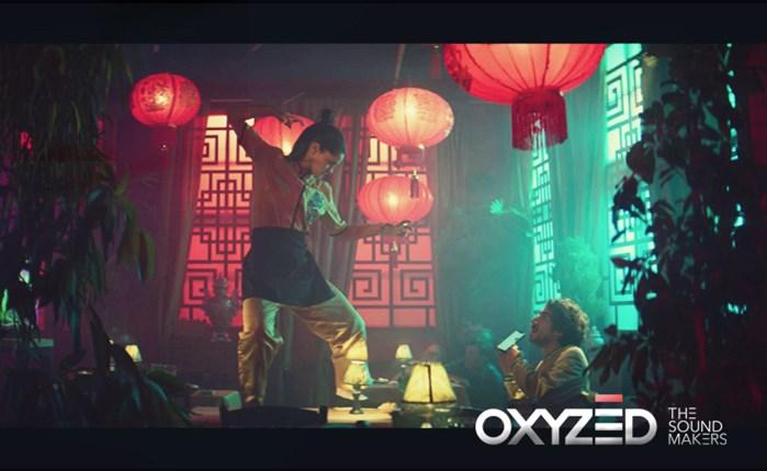 Η Oxyzed the Soundmakers για την Cosmote