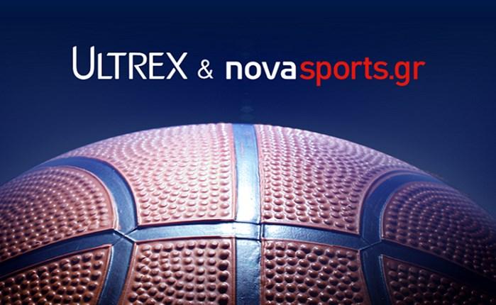 Ultrex & Novasports.gr: Συνάντηση κορυφής!