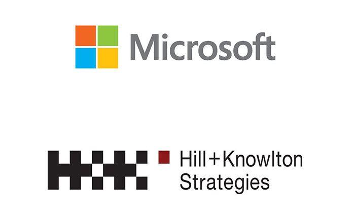 H Microsoft Hellas στην H+K Strategies