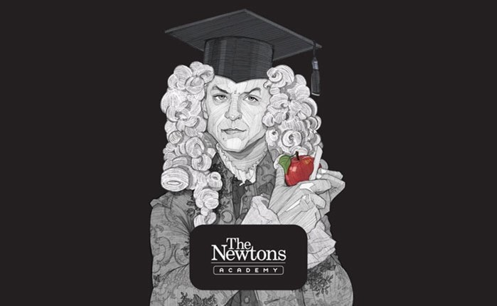 Ιδρύθηκε η Τhe Newtons Αcademy