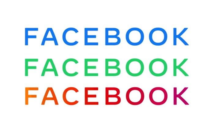 Το Facebook αποκαλύπτει το νέο λογότυπό του