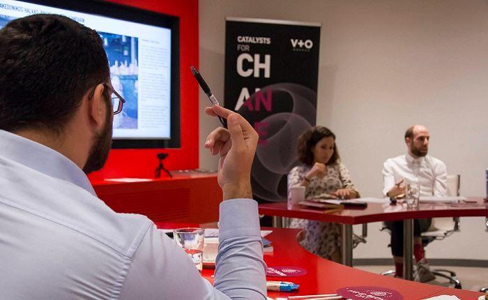 V+O Business Day για τον κλάδο της επικοινωνίας