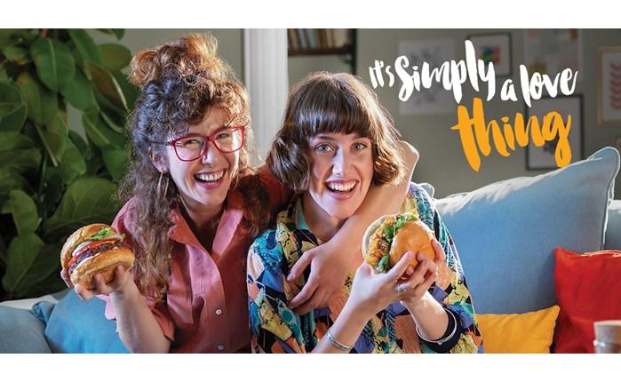 Τα Simply Burgers στη ForestView