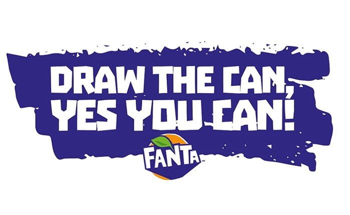 "Fanta: 3η χρονιά ""DRAW THE CAN, YES YOU CAN!"""