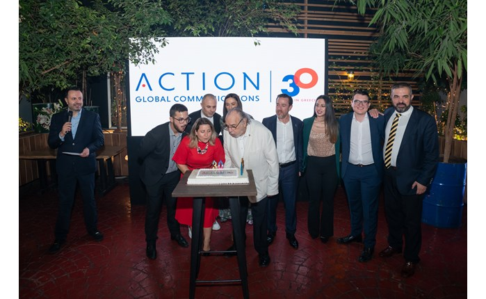 Action Global Communications: Γιόρτασε τα 30 χρόνια της στην Ελλάδα