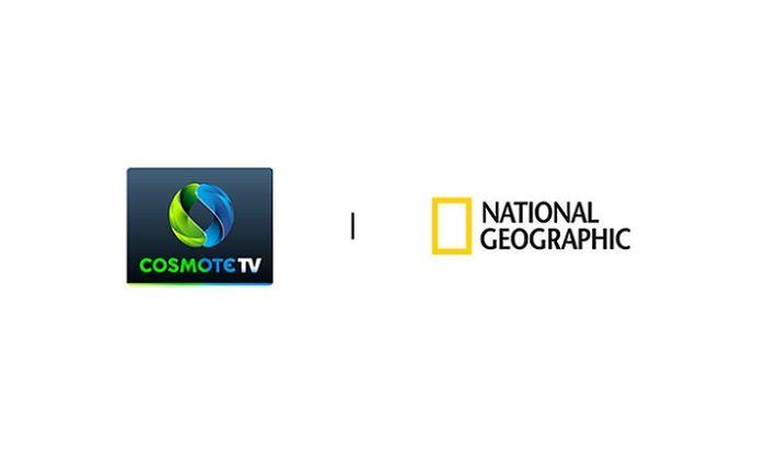 Πρώτη συμπαραγωγή Cosmote TV - National Geographic στην Ελλάδα