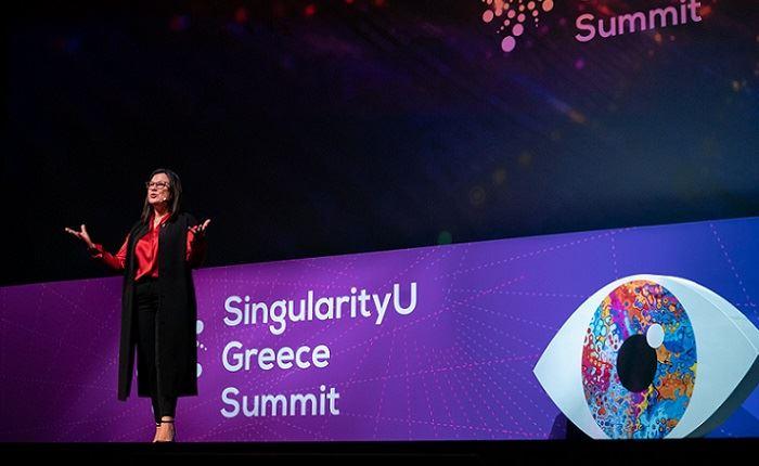 """Το SingularityU Greece Summit 2019 έφερε το """"Vision Forward"""" στην Ελλάδα"""
