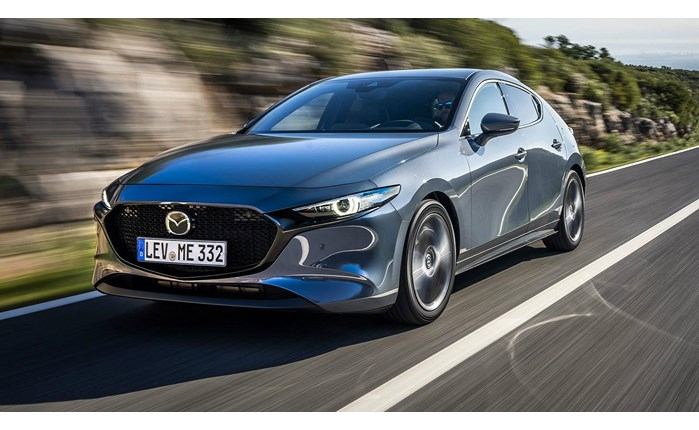 Τo Mazda3 αυτοκίνητο της χρονιάς 2019