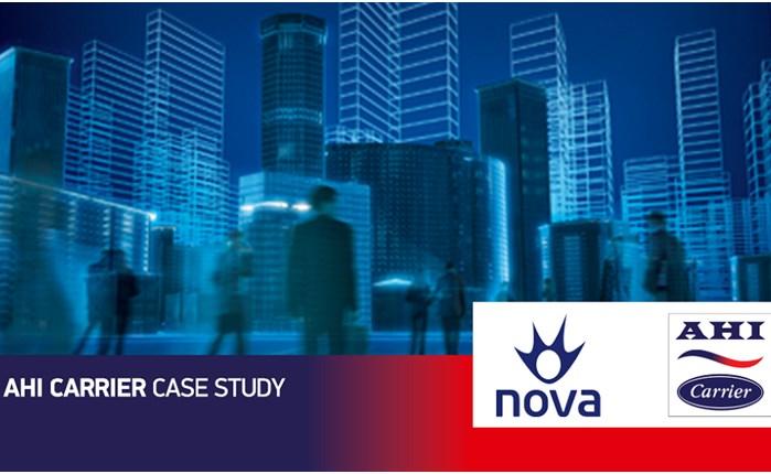 Συνεργασία Nova με AHI Carrier
