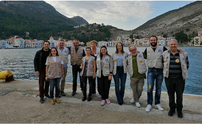 Οι Γιατροί του Κόσμου με την υποστήριξη της bwin  στο Καστελλόριζο