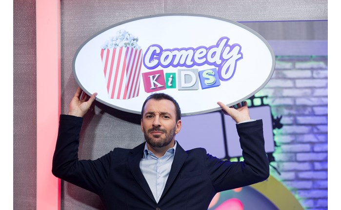 """Comedy Kids"": Έρχεται στην Cosmote TV με τον Γιώργο Χατζηπαύλου"